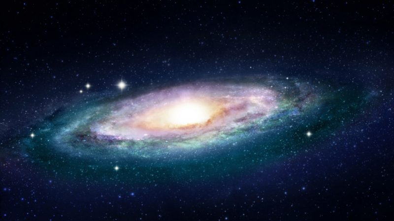 Where is the center of the universe